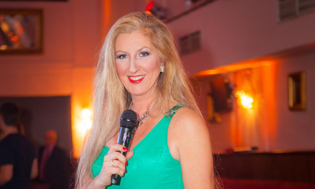 Sabrina Rucks Moderation Veranstaltung